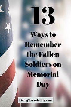 Memorial Day is a great day to get outdoors and celebrate with family. But don't forget why you celebrate Memorial Day and remember the fallen soldiers. Fallen Soldier Memorial, Fallen Soldiers, Positive Memes, Positive Mindset, Feeling Happy, How Are You Feeling, Remember The Fallen, Motivational Articles, Self Discipline