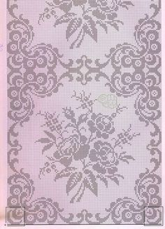 1 million+ Stunning Free Images to Use Anywhere Cross Stitch Rose, Cross Stitch Flowers, Cross Stitch Charts, Cross Stitch Designs, Cross Stitch Patterns, Cross Stitching, Cross Stitch Embroidery, Embroidery Patterns, Crochet Patterns