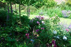 Traditional English Garden | Goudhurst Kent UK | Jo Thompson Landscape and Garden Design