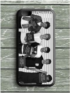 1d One Direction iPhone 6S Plus Case