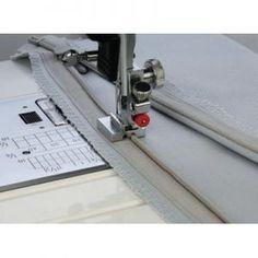 Как пользоваться  дополнительными лапками  для швейных машин  JANOME и FAMILY (Шитье и крой)