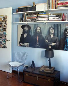 this might be the most fantastic Beatles art I have ever seen.  Where can I get it!?