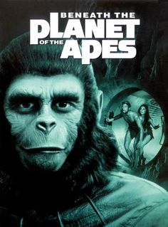 Beneath the Planet of the Apes 11x17 Movie Poster (1970)