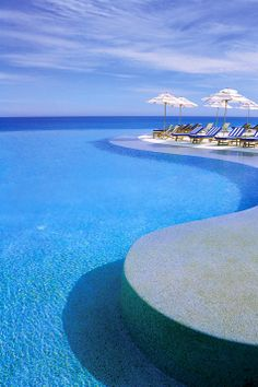 Ahhhh looks amazing!!! Secrets Marquis Los Cabos, Mexico - theoretically, we could drive to Mexico...