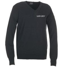 Galvin Green Clive Knitted Sweater, Mens Golf Clothing , Golf Sweaters - clickgolf.co.uk