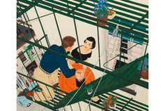 40〜60年代を切り取るマック・コナーの個展   roomie(ルーミー)