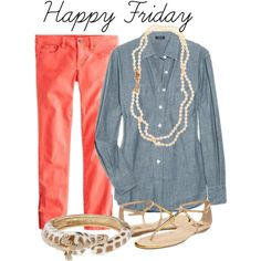 """""""Giraffe Outing -OOTD 8.17.2012"""" by jcrewchick on Polyvore"""