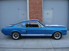 1966 Ford Mustang Shelby GT 350!  Whether you're interested in restoring an old classic car or you just need to get your family's reliable transportation looking good after an accident, B & B Collision Corp in Royal Oak, MI is the company for you!  Call (248) 543-2929 or visit our website www.bandbcollisioncorp.net for more information!