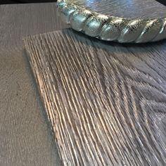 Gray Wood Floors + Hardwood + Metallic