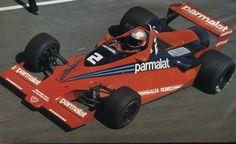 1978 Brabham BT 46 - Alfa Romeo (John Watson)