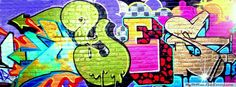 Upload this Graffiti Facebook Covers for your Facebook profile!