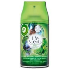 Airwick F Freshmatic Max spray 250ml Life Scents - Lush Hideaway  (Wild Berry - Coconut Water - Fresh Mint) 5900627062601