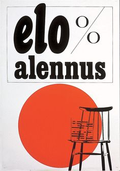 Elo % alennus - Askon vanha mainos