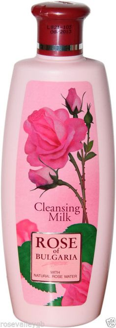 Biofresh Cleansing milk rich with 100% Natural Rose Water