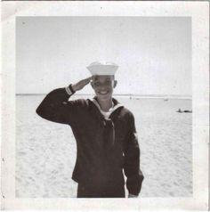 Cutie salute, '50s or '60s