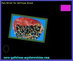 Pain Relief For Gallstone Attack 145649 - Cure Gallstone