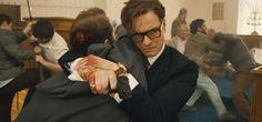 'Kingsman: The Secret Service' The church scene.. 'nuff said