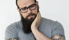 Beard Itch and Full Grown Beard