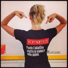 """Campagna Yamamay """"Ferma il Bastardo"""" - Flash Mob contro la violenza sulle donne"""