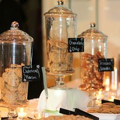 Teal Whimsy Wedding Dessert table