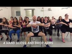 Can't Stop The Feeling - Justin Timberlake - Wheelchair Dance Fitness - SitDownAJ - YouTube