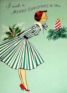 I wish a MERRY CHRISTMAS to You! - @~Mlle