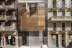 Galeria de Edifício de habitações em Barcelona / Mateo arquitectura - 1