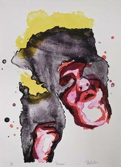 "Litography ""Frondera"" Tilda Evertson 2013"