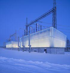 Gallery of Länsisalmi Power Station / Parviainen Architects - 15