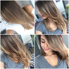 51 Best Bob Haircuts and Hairstyles for 2019 - Hairstyles Trends Hair Inspo, Hair Inspiration, Long Hair Cuts, Long Hair Styles, New Hair Do, Long Layered Haircuts, Haircut And Color, Goddess Braids, Balayage Hair