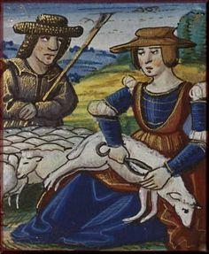 Book of Hours (Jehan de Luc, 1524)