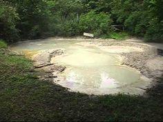 Rincon de la Vieja volcano national park