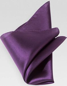 Men's Wearhouse Violet Plum Pocket Square Style #TMW_8322_32: [9]