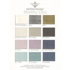 Ofelias Hus Lantlig Shabby Chic Vintage Inredning när den är som bäst. ❤ liked on Polyvore