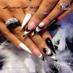 Black and white I love it