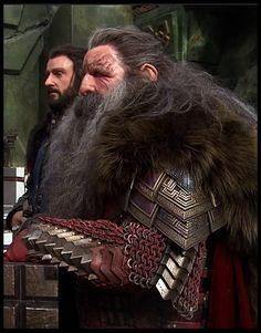 Thorin and Thrain