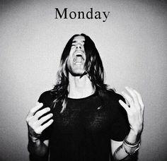 Monday #jared #leto #monday