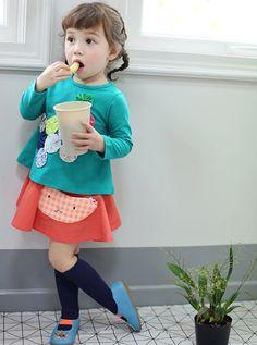 Amangbetti T www.e-annika.com 14SS Annika Korean children fashion brand Scandanavian childrenwear