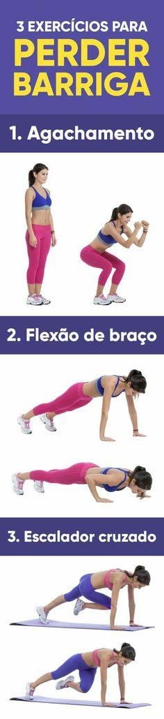 Exercícios para definir o abdomem
