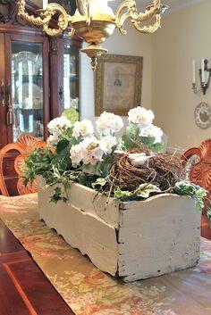 pretty planter box