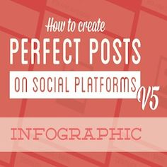 Wondering what a shareable social media post looks like? Then wonder no more. Save or bookmark the handy infographic below from MyCleverAgency and reference it any time you get befuddled. It delineates in detail what engaging, effective and viral Facebook, Google+, Twitter, Pinterest, or blog posts should include. Marketing And Advertising, Social Media Marketing, Youtube Stats, Promote Your Business, Social Platform, Infographic, Science, Platforms, Posts