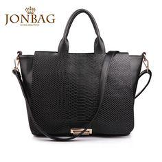Serpentine pattern women's handbag 2013 trend autumn bags fashion shoulder bag $129.80