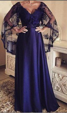 Sexy Elegant Evening Dress,V-neck Long Evening Dresses with #prom #promdress #dress #eveningdress #evening #fashion #love #shopping #art #dress #women #mermaid #SEXY #SexyGirl #PromDresses