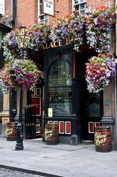 Palace Bar in Dublin