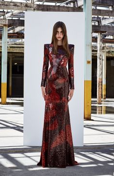 a982abab2084 FW18 – Alex Perry Alex Perry, Black Tie, Fashion Details, Beautiful Outfits,