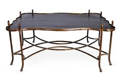 Paul Cocktail Table on OneKingsLane.com