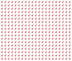 lobsters red fabric by fionadesigns on Spoonflower - custom fabric