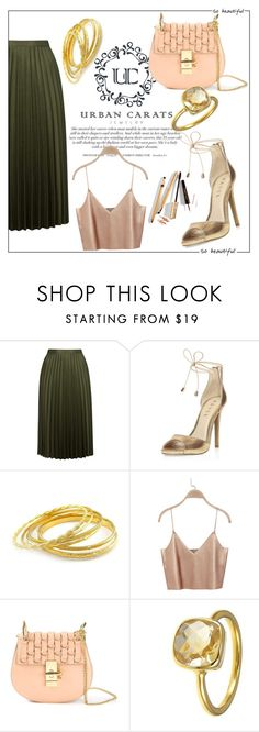 """""""URBANCARATS"""" by alinnas ❤ liked on Polyvore featuring Topshop, Dorothy Perkins, Dolce&Gabbana, Chloé and urbancarats"""