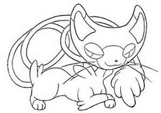 pokemon coloring pages - Bing Images