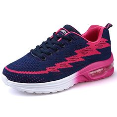 c88f6c0744054 JARLIF Women's Lightweight Jogging Training Running Shoes Breathable Athletic  Walking Tennis Sneakers